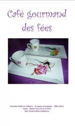 FICHE 17 Café gourmand des fées